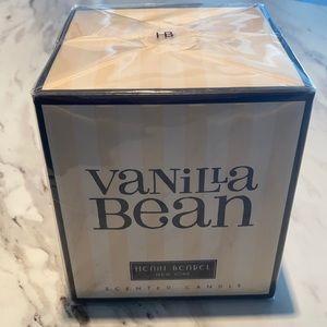 Henri Bendel Vanilla Bean Candle 9.4 oz